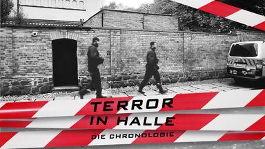 Terror In Halle - Die Chronologie - Terror In Halle - Die Chronologie
