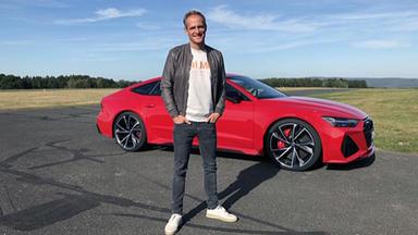Grip - Das Motormagazin - Der Neue Audi Rs7 Im Test