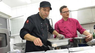 Die Kochprofis - Einsatz Am Herd - Marineheim Heidenheim