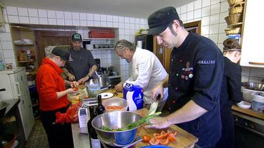 Die Kochprofis - Einsatz Am Herd - Zum Adler In Ertingen
