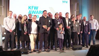 Startup News - Kfw Award 2019