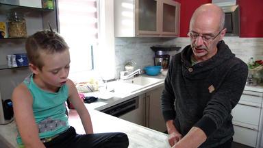 Mensch Papa! Väter Allein Zu Haus - Sendung Vom 21.10.2019
