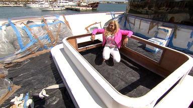 Die Geissens - Bootsbesichtigung In Alicante