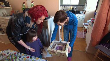 Teenie-mütter - Wenn Kinder Kinder Kriegen - Mit 15 Jahren Bekommt Saskia Ihre Erste Tochter