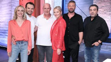 Grill Den Henssler - Kandidaten: Valentina Pahde, Sasha, Mario Basler