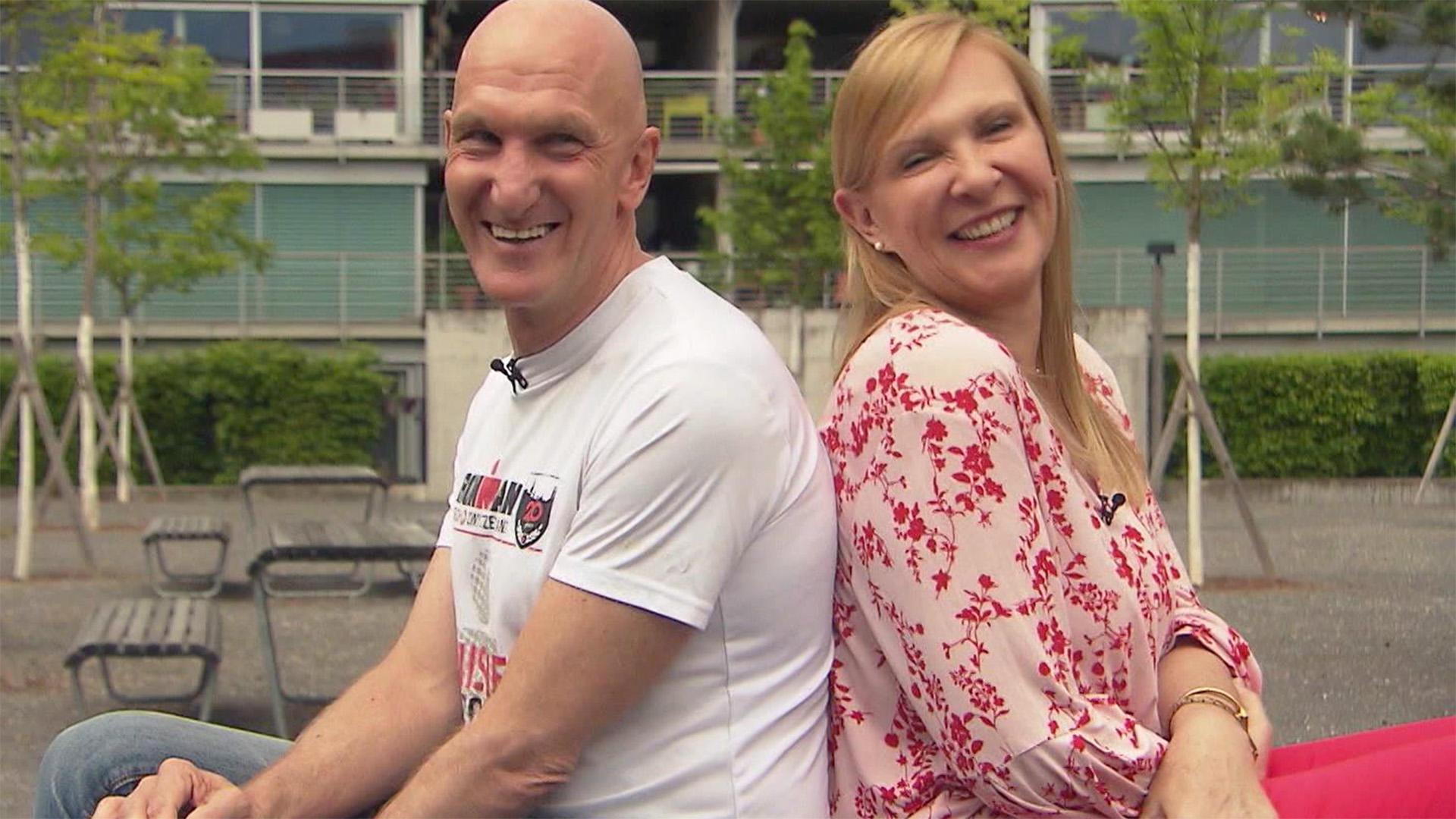 Tag 1: Natalie und Anthony, Greifensee (CH)   Folge 35