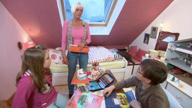 Familien Im Brennpunkt - Mutter Will Kinder Zu Hause Unterrichten