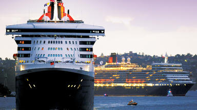 Luxusliner Der Superlative - Die Queen Mary Ii - Luxusliner Der Superlative - Die Queen Mary Ii