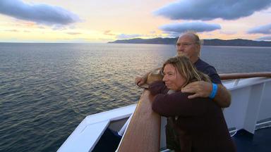 Die Reimanns - In Neuseeland Besuchen Die Reimanns Eine Alte Goldmine