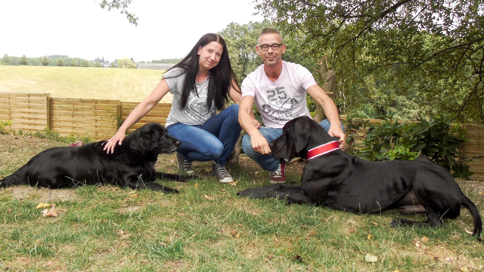 Heute u.a. mit: Julia & Matthias mit der Deutschen Dogge Luke   Folge 5
