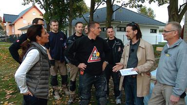 Die Bauretter - Die Bauretter Helfen Diesmal Einer Ungewöhnlichen Wg