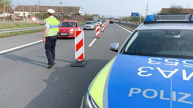 Bitte Folgen! Die Verkehrspolizei Im Einsatz - Heute U.a.: Großkontrolle In Mannheim Rund Um Das Techno-heute U.a.: Festival \