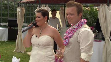 4 Hochzeiten Und Eine Traumreise - Tag 3: Jessica Und Tim\/marschacht