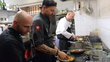 Die Kochprofis - Einsatz Am Herd - Steakhouse Zossen