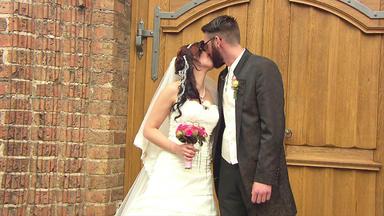 4 Hochzeiten Und Eine Traumreise - Tag 1: Janine Und Matti, Neukalen