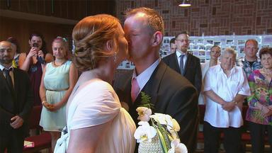 4 Hochzeiten Und Eine Traumreise - Tag 3: Tanja Und Timo, Fellbach