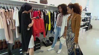 Shopping Queen - Gruppe K\u00f6ln: Tag 2 \/ Manty
