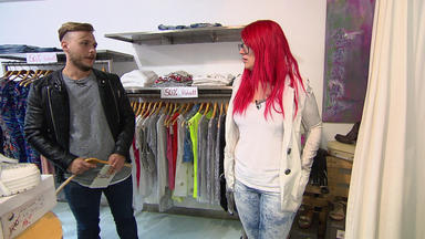 Shopping Queen - Gruppe K\u00f6ln: Tag 4 \/ Manuela