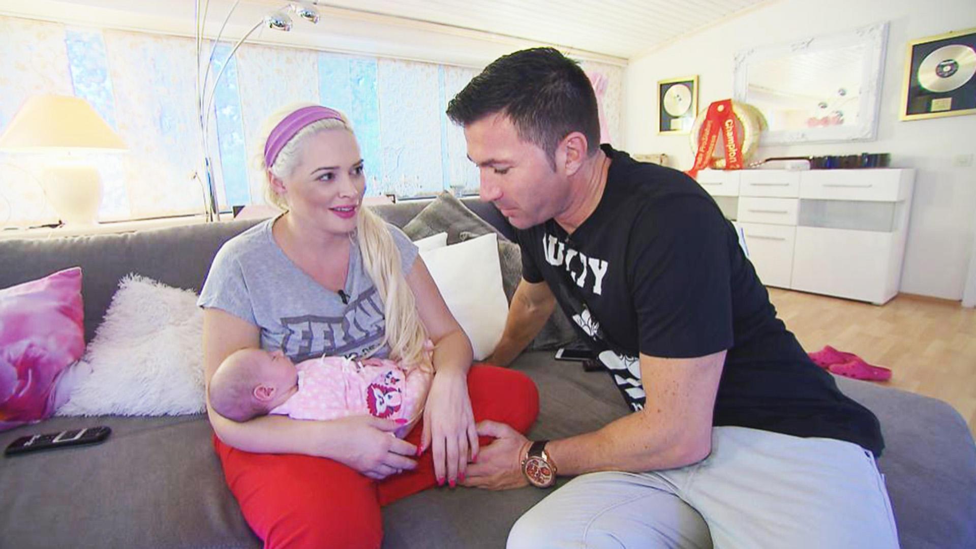Der Kampf gegen die Babypfunde   Folge 7