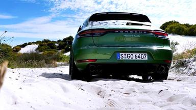Auto Mobil - Thema Heute U.a.: Porsche Macan Turbo