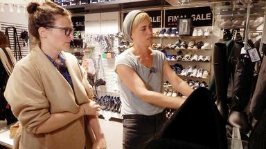 Shopping Queen - Gruppe Hamburg: Tag 2 \/ Tanja