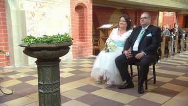4 Hochzeiten Und Eine Traumreise - Tag 1: Regina Und Oliver, Zarrentin Am Schaalsee