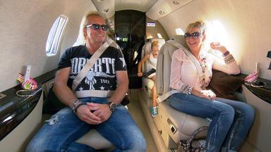 Die Geissens - Vulkan-tour In Italien