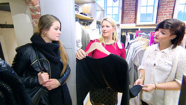 Shopping Queen - Gruppe Lübeck: Tag 2 \/ Nina