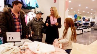 Shopping Queen - Familien-spezial: Tag 1 \/ Familie Lemm, Berlin