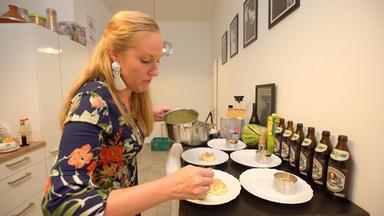 Das Perfekte Dinner - Gruppe München: Tag 1 \/ Pia