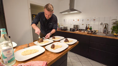 Das Perfekte Dinner - Gruppe München: Tag 2 \/ Konstantin