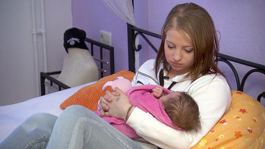 Teenie-mütter - Wenn Kinder Kinder Kriegen - Tatjana Und Jessie