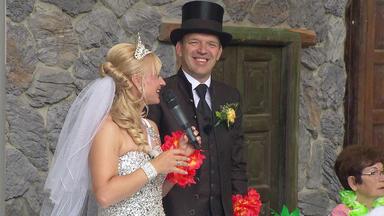 4 Hochzeiten Und Eine Traumreise - Tag 1: Diana Und Jens, Bad Liebenwerda