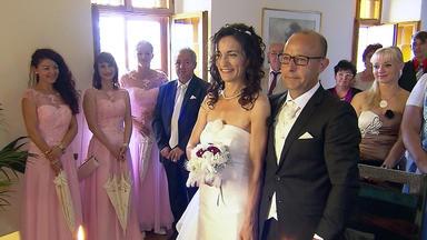 4 Hochzeiten Und Eine Traumreise - Tag 2: Daniela Und Riccardo, Creuzburg