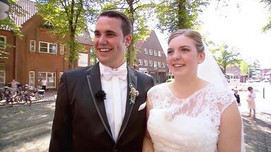 4 Hochzeiten Und Eine Traumreise - Tag 1: Corinna Und Simon, Wettringen