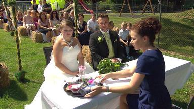 4 Hochzeiten Und Eine Traumreise - Tag 2: Kathrin Und Andreas, Rheinböllen