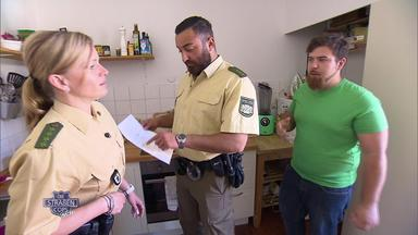 Die Straßencops - Jugend Im Visier - Jugendlicher Glaubt, Dass Seine Freundin Entführt Wurde - Geschwister Verkaufen Diebesgut Auf Dem Fl