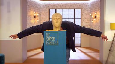 Die Superhändler - 4 Räume, 1 Deal - Iwc Automatikarmbanduhr \/ Perückenkopf \/ Zolo Spielzeugkasten \/ Blechauto \