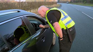 A1: Highway Patrol - Unvorbildliche Autofahrer