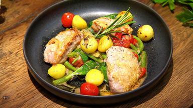 Essen & Trinken - Für Jeden Tag - Same But Different - Drei Gerichte Aus Den Gleichen Zutaten