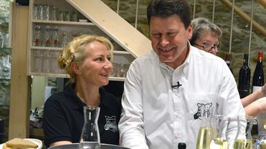 Die Kochprofis - Einsatz Am Herd - Restaurant Petrimühle In Selters