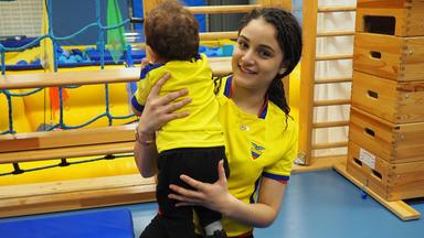 Teenie-mütter - Wenn Kinder Kinder Kriegen - Nina Steht Kurz Vor Der Geburt Ihres Ersten Kindes