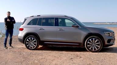 Auto Mobil - Thema Heute U.a.: Mercedes Glb Mit Andi