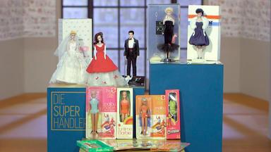 Die Superhändler - 4 Räume, 1 Deal - Barbie-sammlung \/ Goldarmband \/ Werner Büste \/ Glastisch Coco Chanel