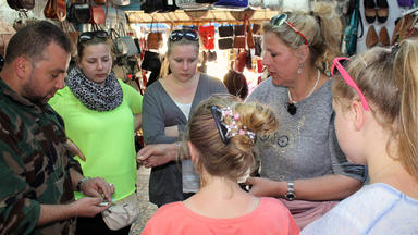 Die Wollnys - Eine Schrecklich Große Familie! - Tunesien-urlaub - Teil 2