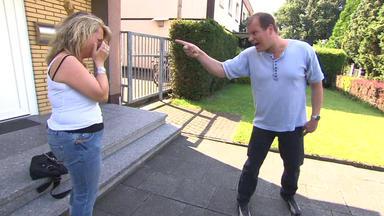 Familien Im Brennpunkt - Krimineller Mann Bedroht Exfrau Und Kinder