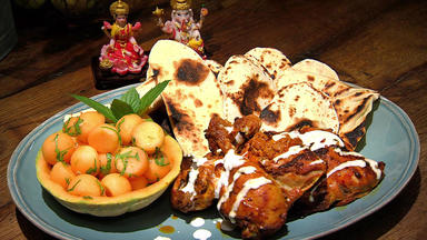 Essen & Trinken - Für Jeden Tag - Buntes Bollywood - Indische Küche Für Einsteiger