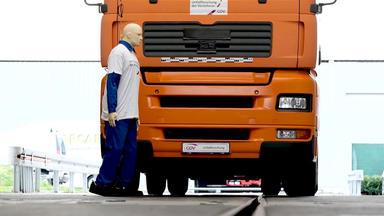 Auto Mobil - Heute U.a.: Crashtest Lkw-fußgänger Mit Andi