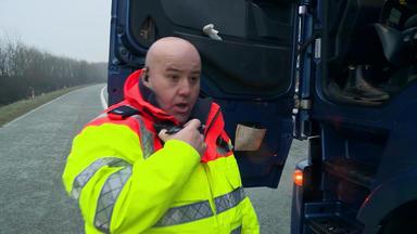 A1: Highway Patrol - Eine Lkw-panne Gefährdet Die Sicherheit