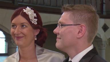 4 Hochzeiten Und Eine Traumreise - Tag 4: Ina Und Christian, Porta Westfalica
